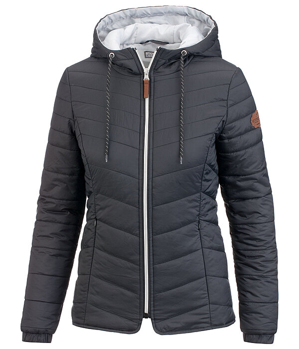 Stonedeek Quilted Jacket Marlow