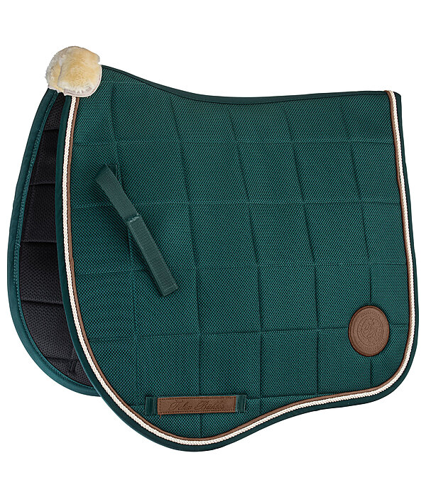 Mesh Saddle Pad Timeless Elegance