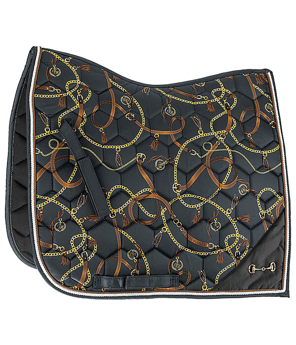 Chains &  Jewelry Saddle Pad