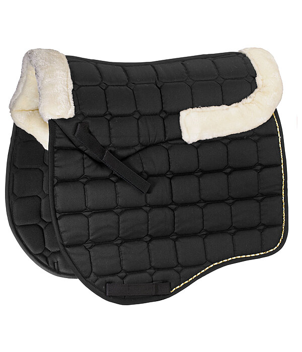Teddy Fleece Saddle Pad Finery