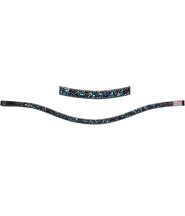 Mix & Match Leather Browband Splinters