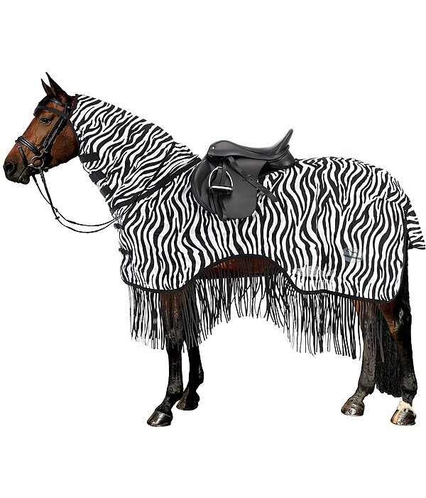 THERMO MASTER Fly Sheet Zebra with Fringes - 421933-5_6-WS