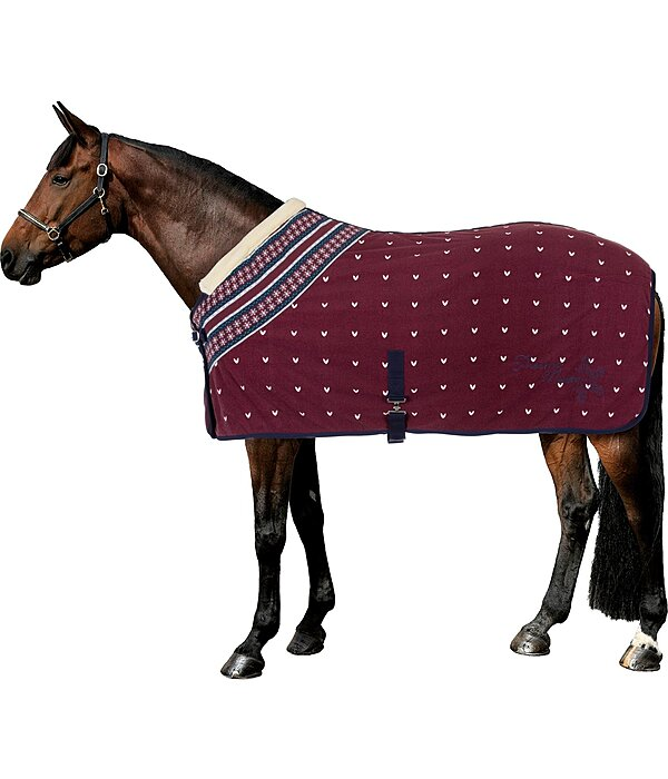 Amigo Fleece Dog Rug: SHOWMASTER Little Norway