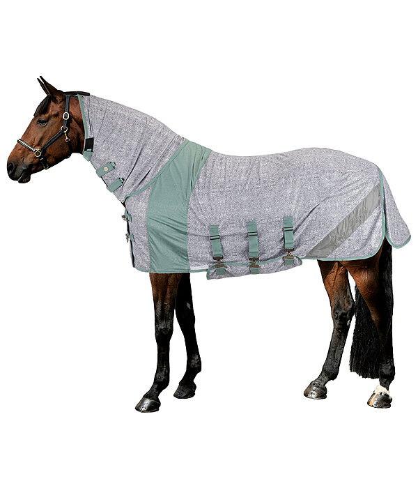 Full Neck Fly Rug Pastel Blossoms