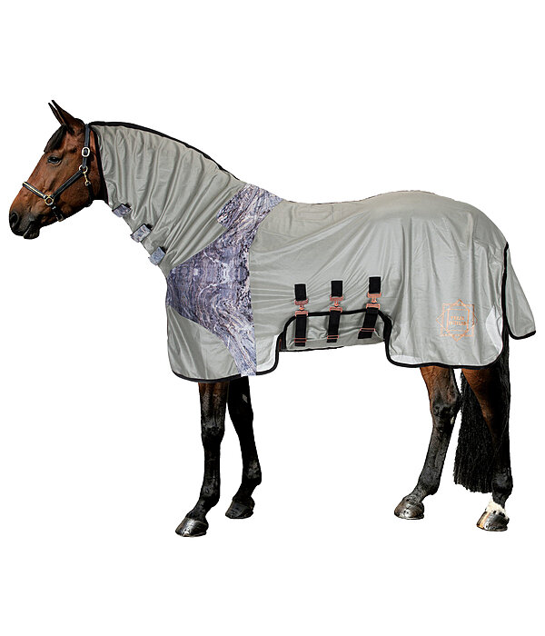 Full Neck Fly Rug Marble
