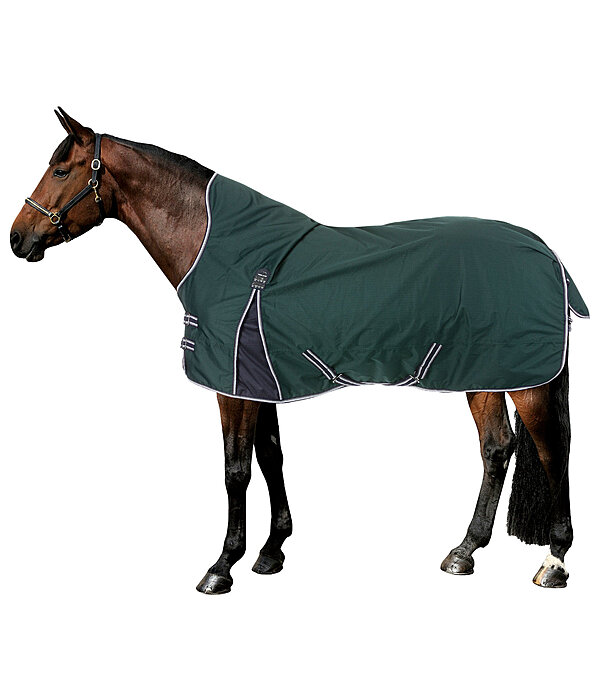 High Neck Turnout Rug Kailie with Fleece Lining And Teflon Coating, 0g