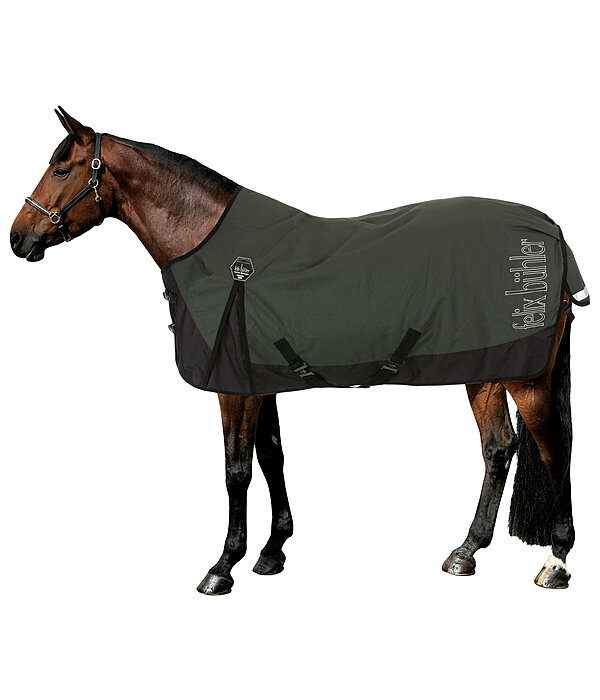 Turnout Rug Heaven with TEFLON SHIELD, 100g
