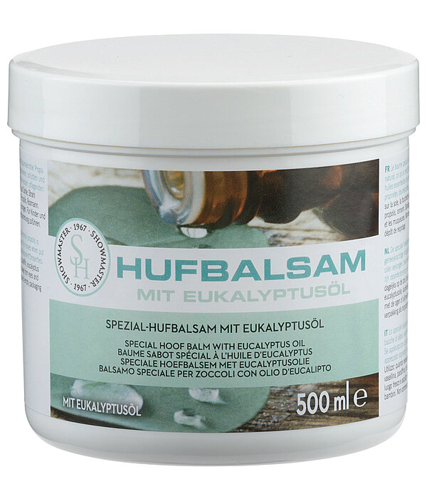 SHOWMASTER Hoof Balm with Eucalyptus Oil - 431669-500