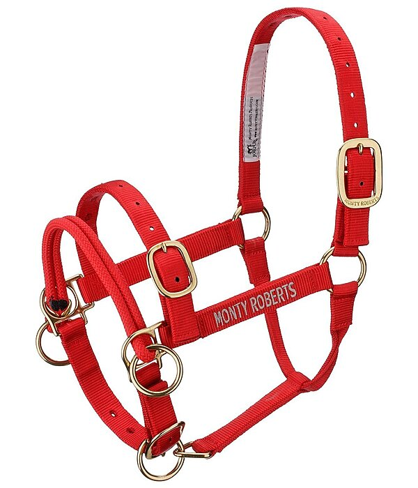 Monty Roberts Dually Halter - 440137-P-R