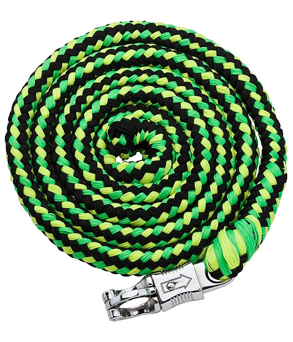 SHOWMASTER Lead Rope Bright with Panic Snap - 440554--BU