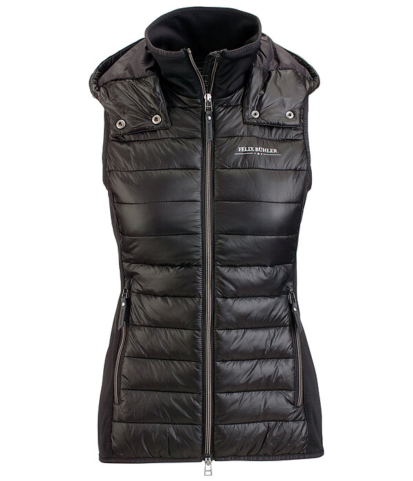 Hooded Combination Riding Gilet Liv