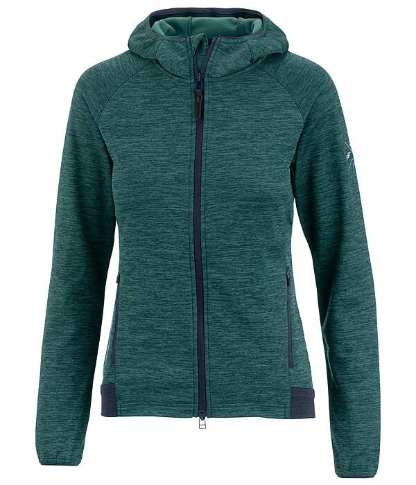 Performance Stretch Hooded Jacket Caro