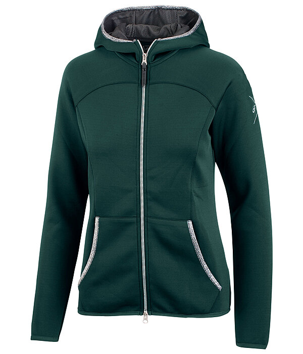 Performance Stretch Hooded Jacket Elly