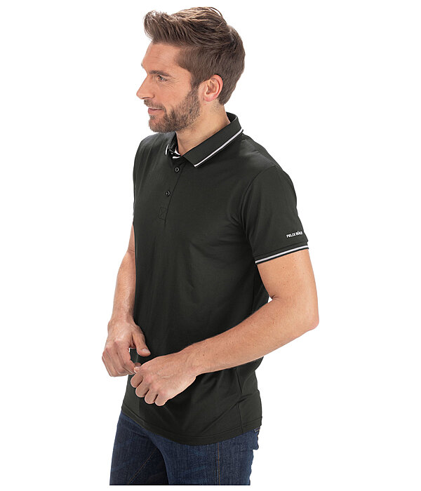 Felix Bühler Men's Functional Polo Shirt Aiden - 652960-XXL-S