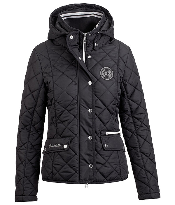 Hooded Quilted Jacket Kendra