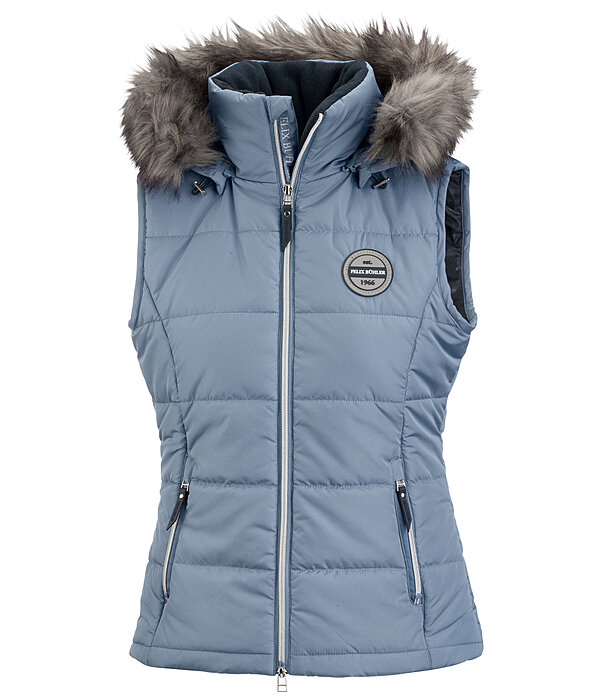 Hooded Riding Gilet Laura