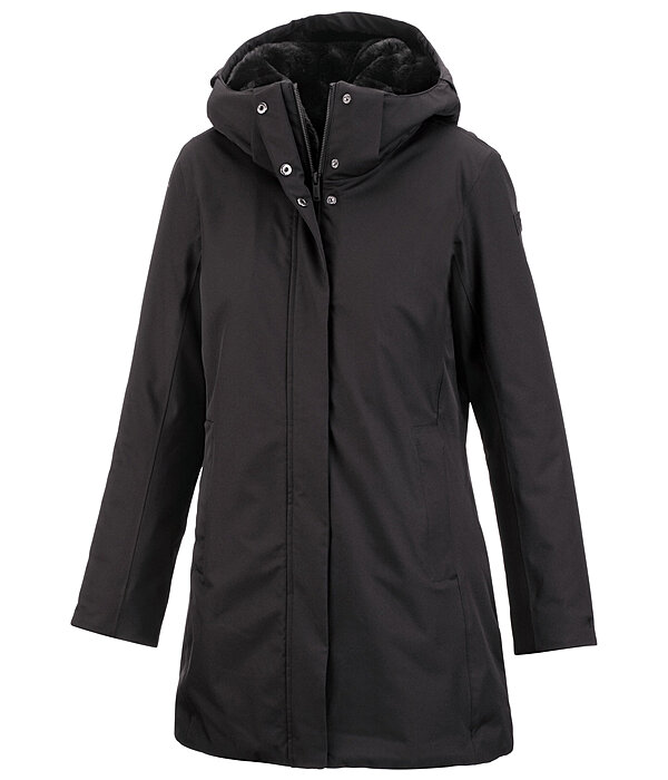 Function Hooded Coat Nicola