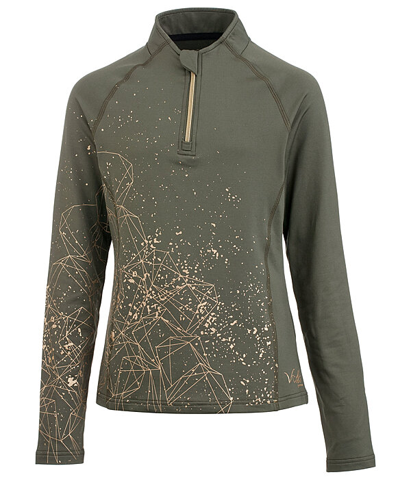 Diamonds Long-Sleeved Functional Shirt