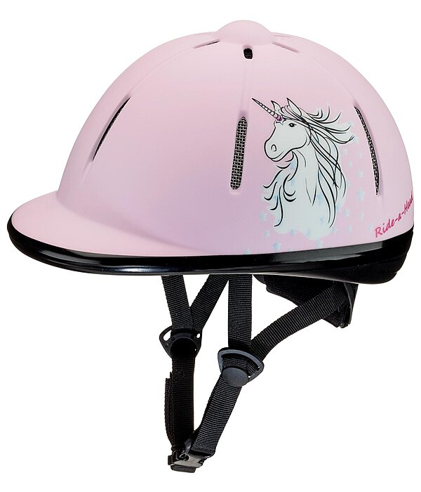 Ride-a-Head Children's Riding Hat Start Unicorn - 780203-M-RS