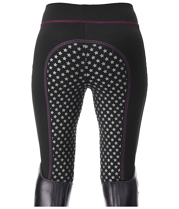 Children's Grip Full-Seat Leggings Bailey