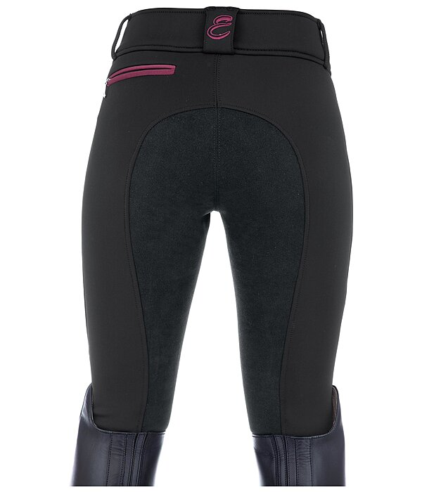 Equilibre Children's Thermal Full-Seat Breeches Dorie - 810484-8Y-S