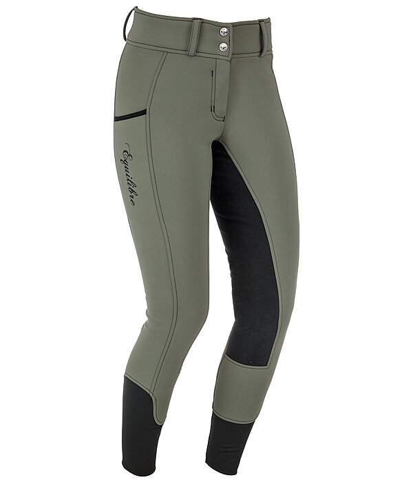 Equilibre Thermal Full-Seat Breeches Annelie - 810577-2732-F