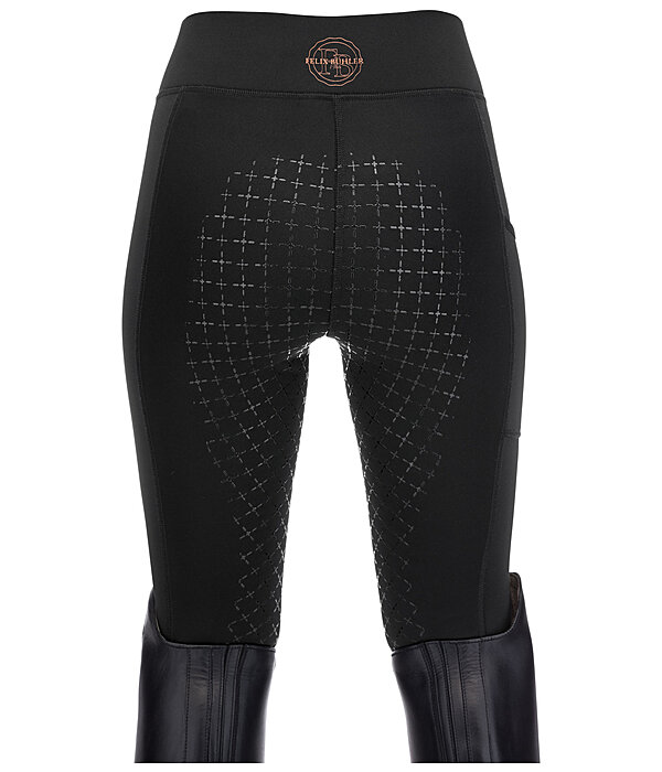 Children's Thermal Full-Seat Riding Leggings Lene II