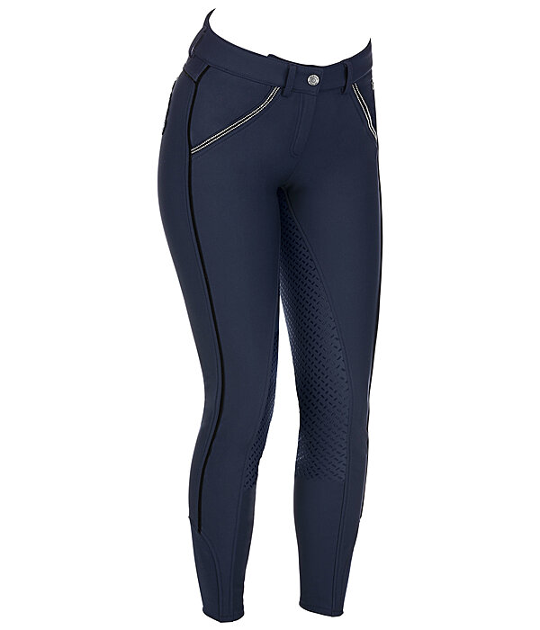 Grip Soft Shell Full-Seat High-rise Breeches Noelle