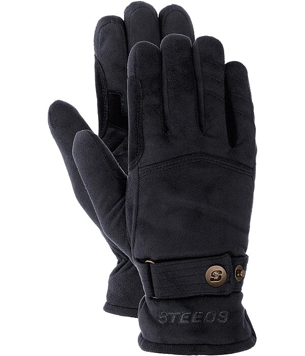 STEEDS Winter Riding Gloves Luzern - 870112-L-S