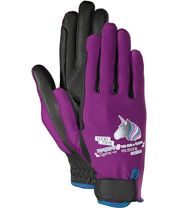 STEEDS Children's Riding Gloves Holly - 870255-KM-S
