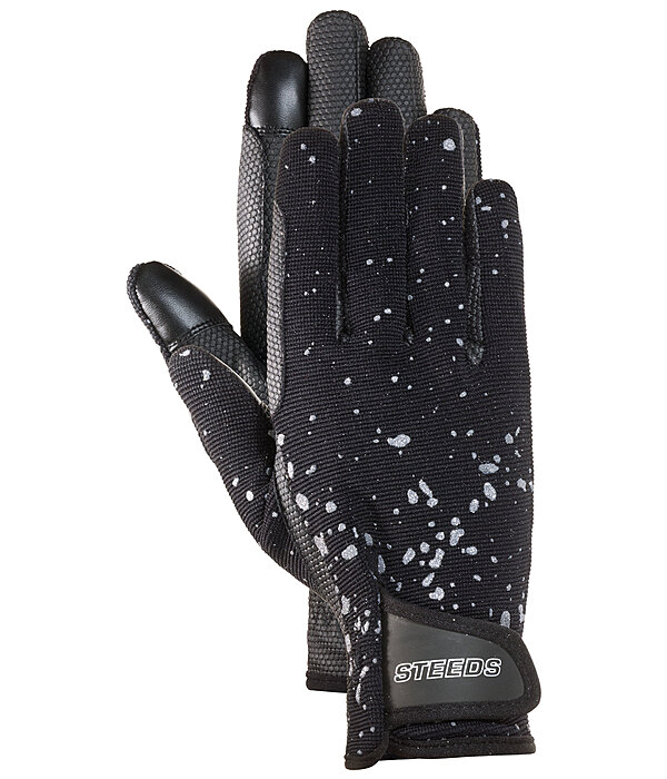 Winter Riding Gloves Glitter